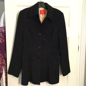 VIVIENNE WESTWOOD RED LABEL BLACK JACKET BLAZER 44